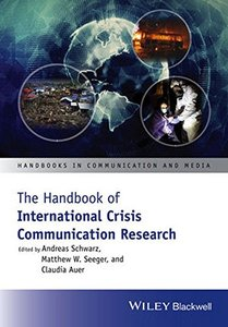The Handbook of International Crisis Communication Research(Hardcover)-cover