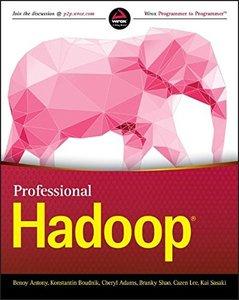 Professional Hadoop-cover