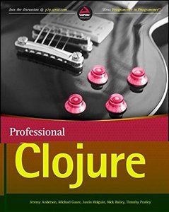 Professional Clojure-cover