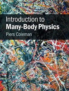 Introduction to Many-Body Physics (Hardcover)-cover