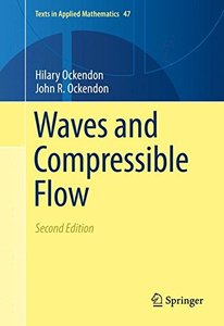 Waves and Compressible Flow (Texts in Applied Mathematics)-cover
