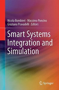 Smart Systems Integration and Simulation-cover
