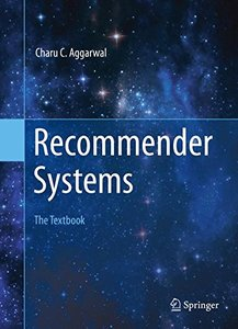 Recommender Systems: The Textbook-cover