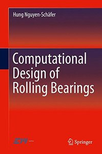 Computational Design of Rolling Bearings-cover