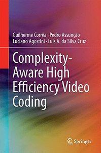 Complexity-Aware High Efficiency Video Coding-cover