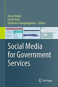 Social Media for Government Services-cover