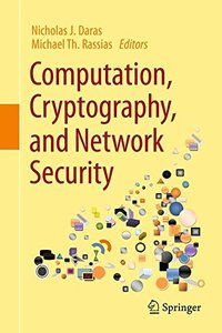 Computation, Cryptography, and Network Security-cover