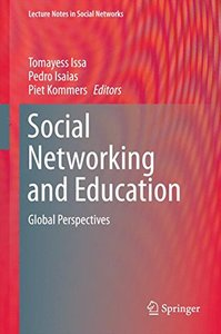 Social Networking and Education: Global Perspectives (Lecture Notes in Social Networks)-cover