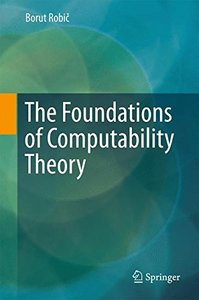 The Foundations of Computability Theory-cover