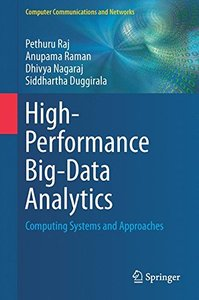 High-Performance Big-Data Analytics: Computing Systems and Approaches (Computer Communications and Networks)-cover