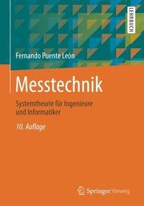 Messtechnik: Systemtheorie für Ingenieure und Informatiker (German Edition)-cover