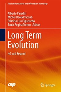 Long Term Evolution: 4G and Beyond (Telecommunications and Information Technology)-cover