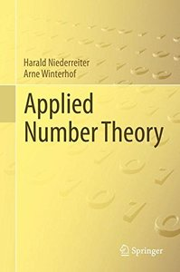 Applied Number Theory-cover