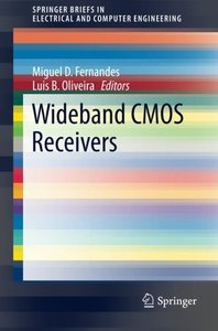 Wideband CMOS Receivers (SpringerBriefs in Electrical and Computer Engineering)-cover