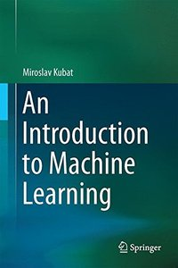An Introduction to Machine Learning (Hardcover)-cover