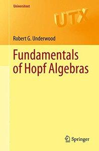 Fundamentals of Hopf Algebras (Universitext)-cover