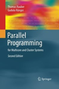 Parallel Programming: for Multicore and Cluster Systems-cover