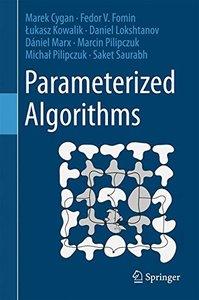 Parameterized Algorithms-cover