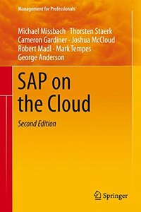 SAP on the Cloud (Management for Professionals)-cover