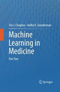 Machine Learning in Medicine: Part Two-cover