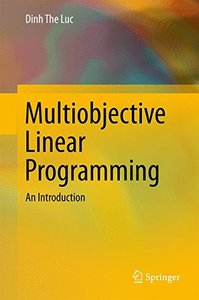 Multiobjective Linear Programming: An Introduction-cover