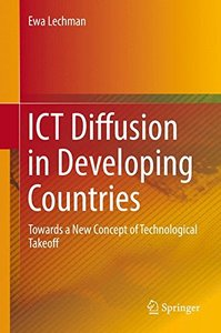 ICT Diffusion in Developing Countries: Towards a New Concept of Technological Takeoff-cover