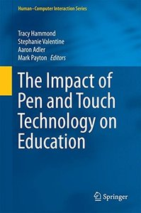 The Impact of Pen and Touch Technology on Education (Human-Computer Interaction Series)-cover