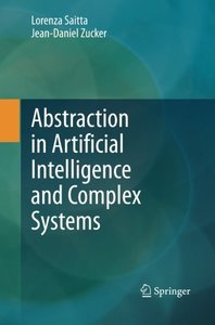 Abstraction in Artificial Intelligence and Complex Systems-cover