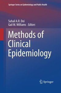 Methods of Clinical Epidemiology (Springer Series on Epidemiology and Public Health)