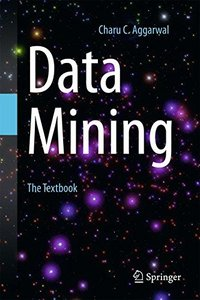 Data Mining: The Textbook (Hardcover)-cover