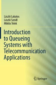 Introduction to Queueing Systems with Telecommunication Applications-cover