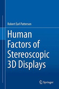 Human Factors of Stereoscopic 3D Displays-cover
