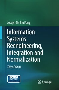 Information Systems Reengineering, Integration and Normalization-cover