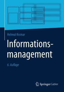 Informationsmanagement (German Edition)-cover