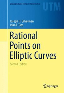 Rational Points on Elliptic Curves (Undergraduate Texts in Mathematics)-cover
