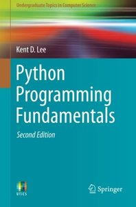 Python Programming Fundamentals (Undergraduate Topics in Computer Science)-cover