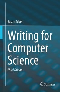 Writing for Computer Science-cover