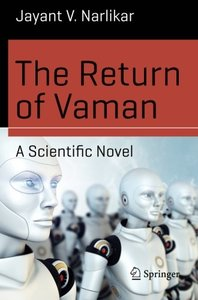 The Return of Vaman - A Scientific Novel (Science and Fiction)-cover