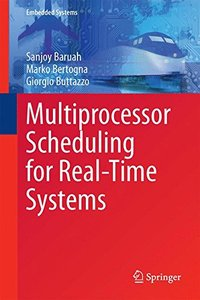 Multiprocessor Scheduling for Real-Time Systems (Embedded Systems)-cover