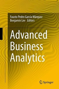 Advanced Business Analytics-cover