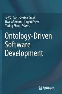 Ontology-Driven Software Development-cover