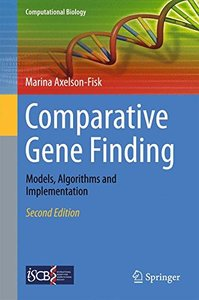 Comparative Gene Finding: Models, Algorithms and Implementation (Computational Biology)-cover