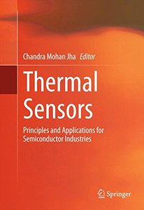 Thermal Sensors: Principles and Applications for Semiconductor Industries-cover