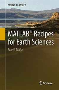 MATLAB® Recipes for Earth Sciences-cover