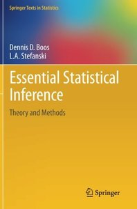 Essential Statistical Inference-cover