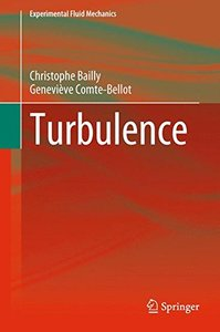 Turbulence (Experimental Fluid Mechanics)-cover
