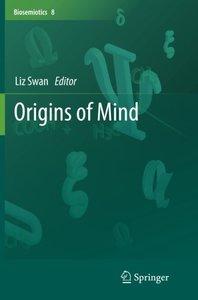 Origins of Mind (Biosemiotics)-cover