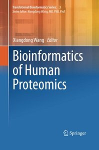Bioinformatics of Human Proteomics (Translational Bioinformatics)-cover