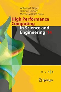 High Performance Computing in Science and Engineering '14: Transactions of the High Performance Computing Center,  Stuttgart (HLRS) 2014-cover