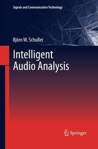 Intelligent Audio Analysis-cover